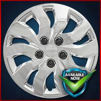 51516C Impostor Series Wheel Skins 16-18 Chevrolet Malibu 16in, Chrome