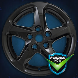 IMP394BLK Impostor Series Wheel Skins  16-18 Chevrolet Malibu 16in, Gloss Black