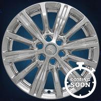 IMP402X Impostor Series Wheel Skins 2017 Cadillac XT5 18in, Chrome