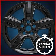 IMP408BLK Impostor Series Wheel Skins 15-18 Ford Mustang 17in, Gloss Black
