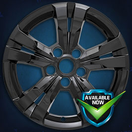 IMP360BLK  Impostor Series Wheel Skins  10-17 Chevrolet Equinox 17in, Gloss Black