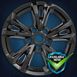 IMP384BLK Impostor Series Wheel Skins  16-17 Chevrolet Equinox 17in, Gloss Black