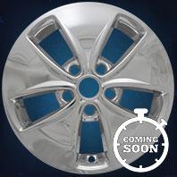 IMP400X Impostor Series Wheel Skins 14-16 Kia Soul 16in, Gloss Black & Chrome