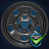 IMP88BLK  [Black] IMP88X  [Chrome] Impostor Series Wheel Skins 13-18 Ram 1500 17in, Gloss Black & Chrome