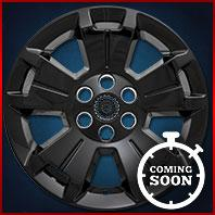 IMP405BLK Impostor Series Wheel Skins 15-18 Chevrolet Colorado 17in, Gloss Black