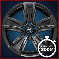 IMP401BLK Impostor Series Wheel Skins 15-18 Challenger/Charger 18in, Gloss Black