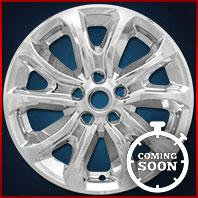 IMP409X Impostor Series Wheel Skins 2018 Chevrolet Equinox 17in, Chrome