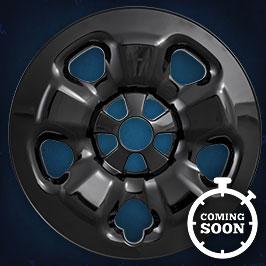 IMP91BLK  Impostor Series Wheel Skins  14-17 Jeep Cherokee  17in, Gloss Black