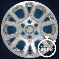 IMP404X Impostor Series Wheel Skins 14-18 GMC Sierra 18in, Gloss Black & Chrome