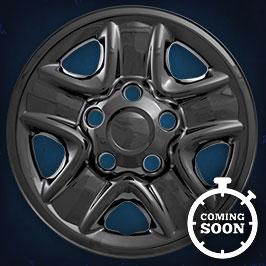 IMP77BLK  Impostor Series Wheel Skins  07-17 Toyota Tundra  18in, Gloss Black