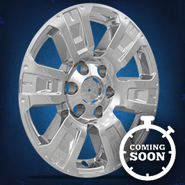 IMP403X  Impostor Series Wheel Skins  16-17 Nissan Titan 18in, Chrome