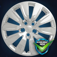 51717 15-17 Chrysler 200 17in, Silver & Chrome