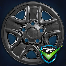 IMP77BLK  Impostor Series Wheel Skins  07-18 Toyota Tundra 18in, Gloss Black