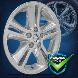 IMP412X  Impostor Series Wheel Skins  16-18 Chevrolet Cruze 16in, Chrome