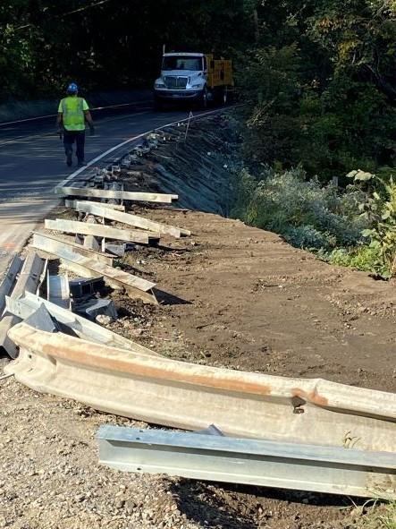 Richford guardrail