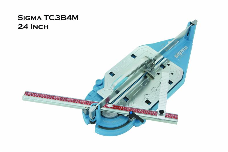 The Newly Designed Sigma Max Handle Tile Cutters RTC Products - 48 inch tile cutter