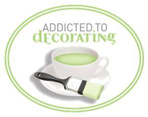 addicted to decorating