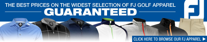 FootJoy Golf Apparel Guarantee