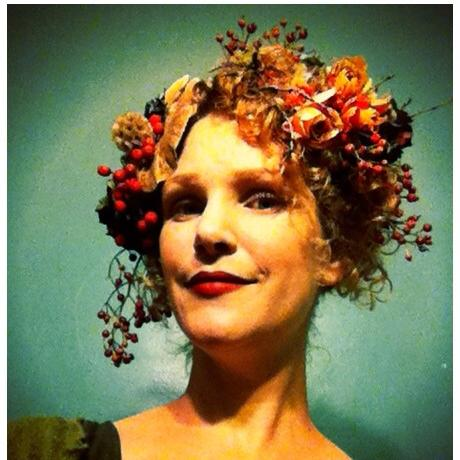 Floral artist Melissa Feveyear