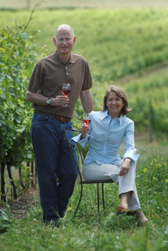 Carl and Marilynn Thoma