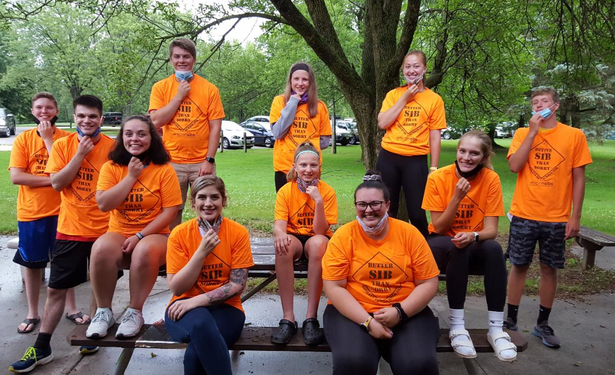 SibDays 2020 Teens & Volunteers