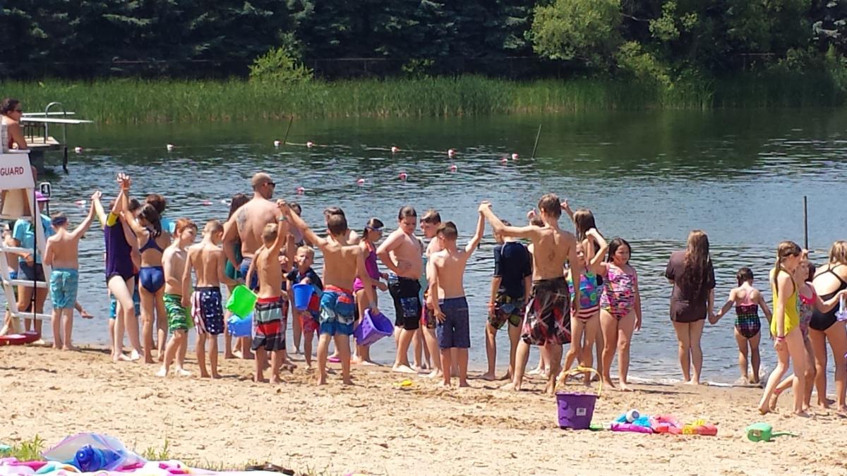 Swim at SibDays