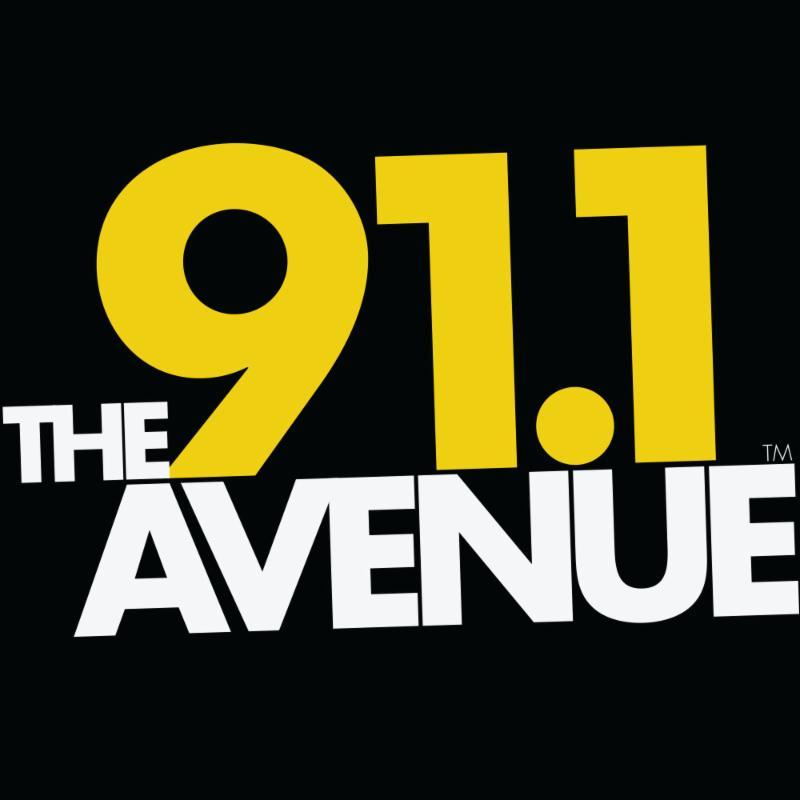 Radio station 91.1 The Avenue