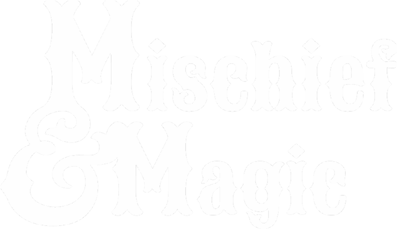 Mischief and Magic-white