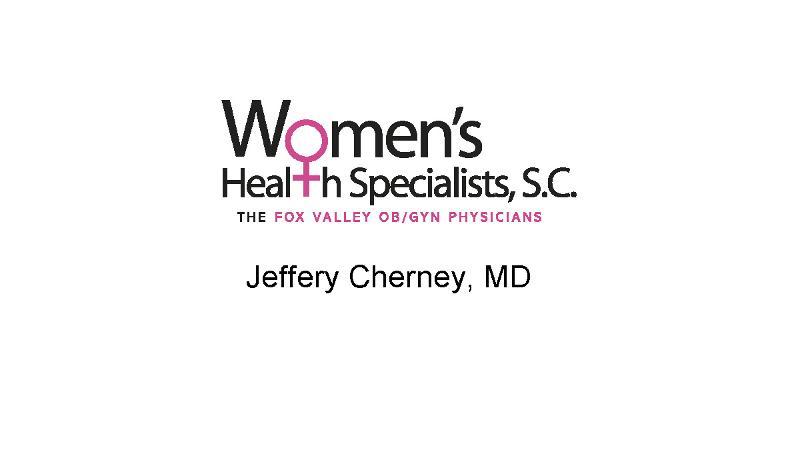 WOMEN'S HEALTH SPECIALISTS
