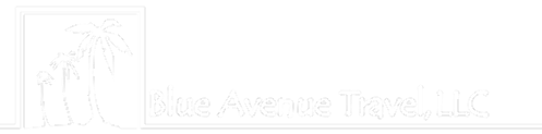Blue Avenue Travel logo