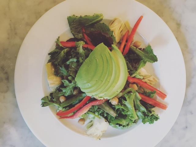 Lizzy Salad _ Caffe Galleria