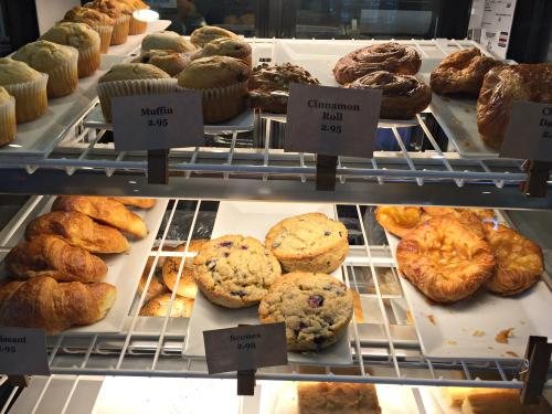 Fresh baked goods at the Lumberville General Store
