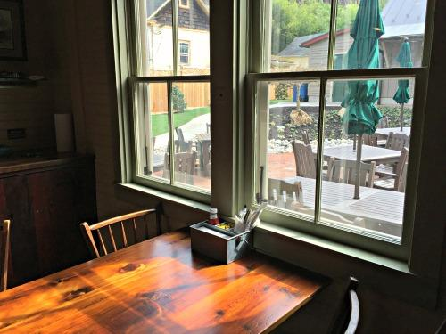 Lumberville General Store cafe
