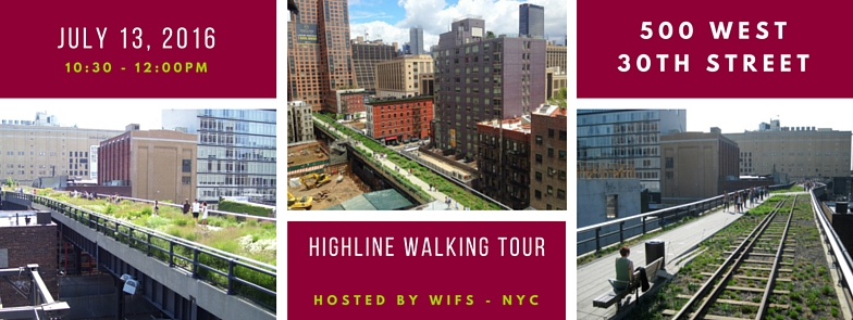 Highline Walking Tour