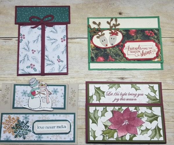 Christmas Gift Card Holder Ideas.Video Shares Lots Of Gift Card Holder Ideas Stamping With