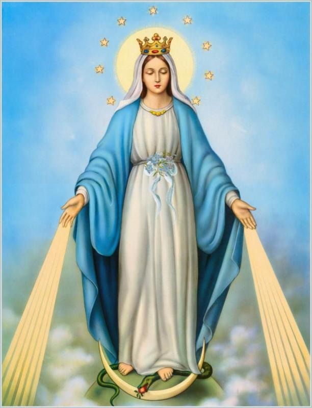 My Holiday Gift To You Love And Light Visualization With Mother Mary