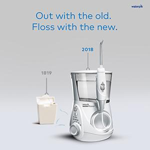 Out With the Old - Floss With the New