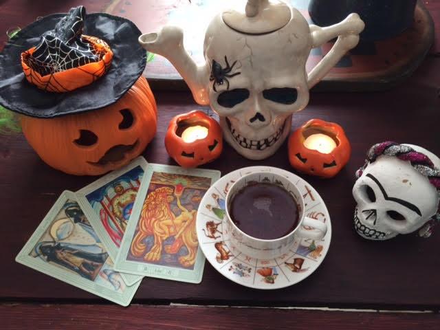 Tea and Tarot