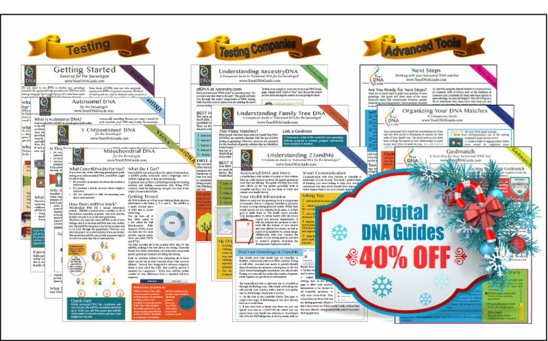 40_ Off Digital DNA Guides