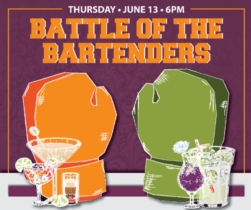 Battle of The Bartenders