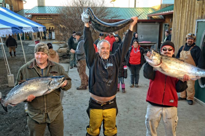 K D Salmon Tournament 2015 Homer Wint...