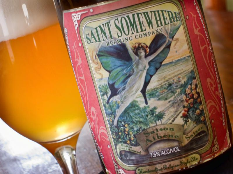 St. Somewhere Brewing Logo