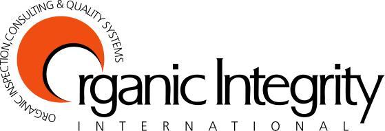 Organic Integrity Logo