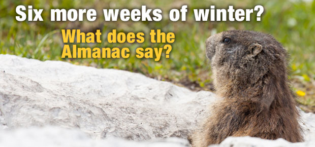 Six More Weeks Of Winter? What Does The Almanac Say?