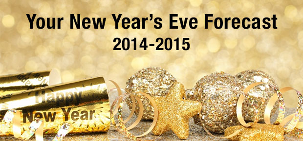 2014-2015: Your New Year's Eve Forecast!