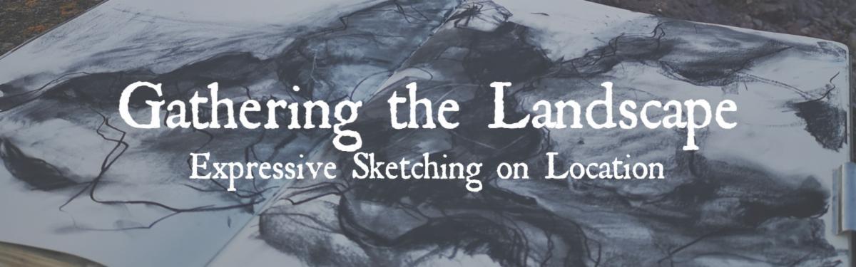 Gathering the Landscape Banner