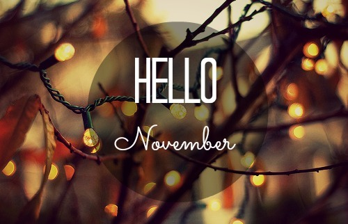 November Tumblr
