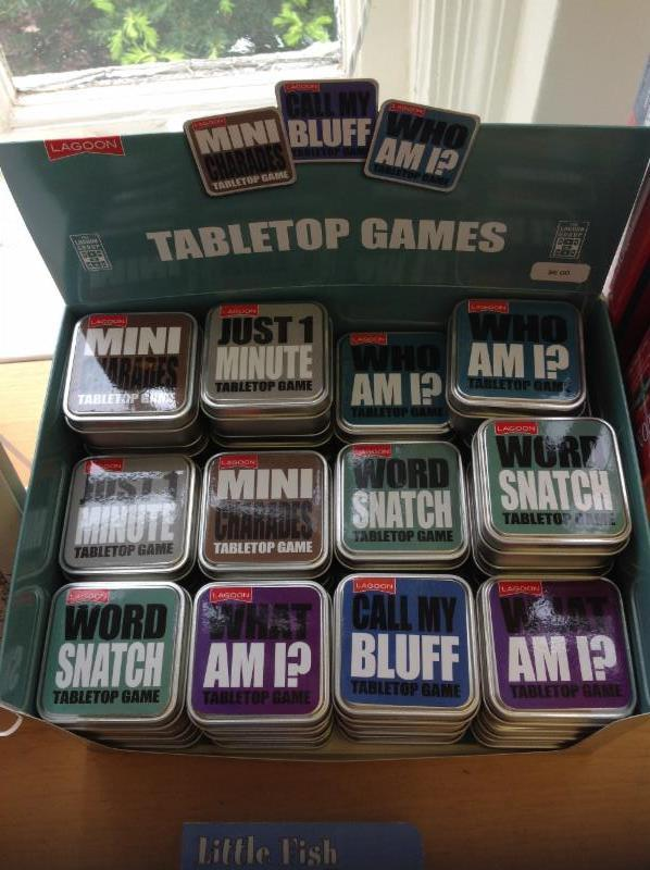 Small tabletop games