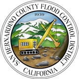 SB County Flood Control Logo
