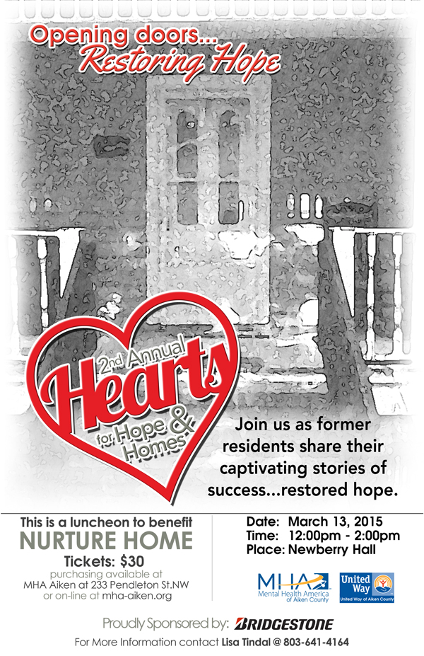 Hearts for Hope and Homes